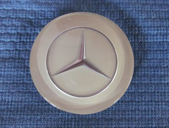 Plaque for horn button