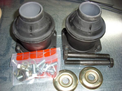 Repair kit suspension front axis