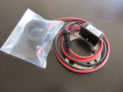 Contactless ignition system