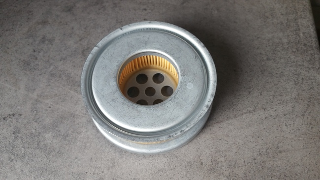 Oil filter for Power Steering