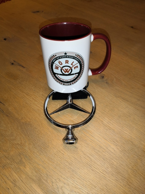 Mug of Wörle vehicle technology